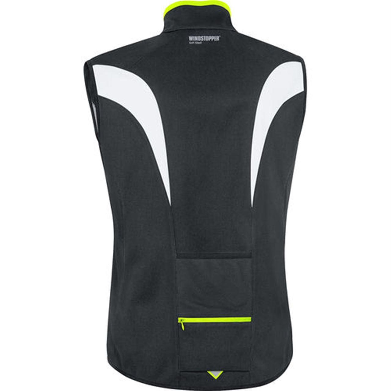 gilet gore power so thermo vest windstopper