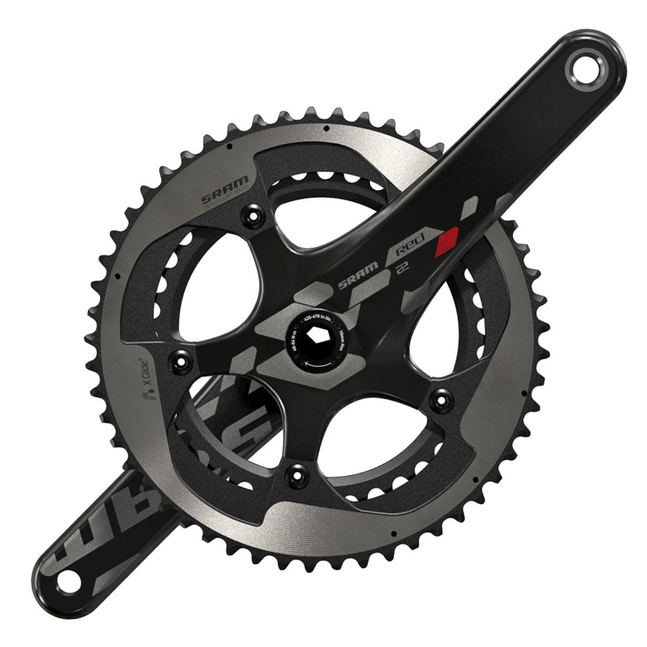 guarnitura sram red 22