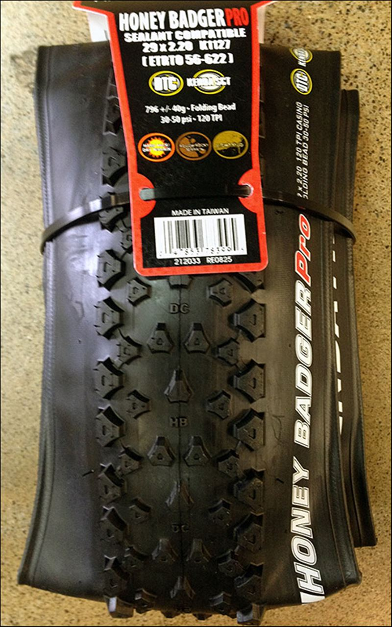 kenda honey badger pro 27,5x2,20