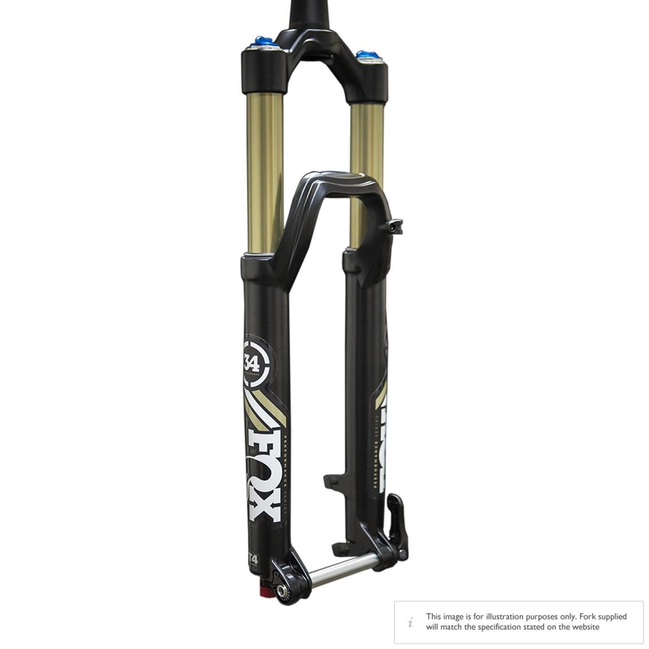 forcella fox  34 float performance series150 27,5 fit 4