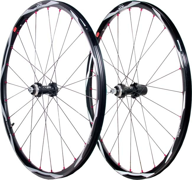ruote shimano deore wh-m775
