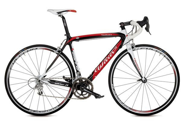 WILIER IZOARD +ATHENA 11 SPEED CAMPAGNOLO + FULCRUM 7